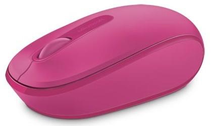 Bezdrátové myši Microsoft Wireless Mobile Mouse 1850 růžová