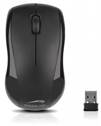 Bezdrátové myši SPEED LINK SL-6300, černá