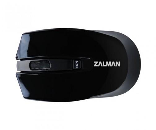 Bezdrátové myši Zalman ZM-M520W, černá