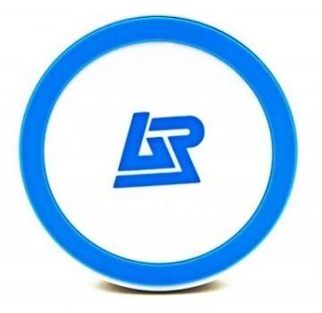 Bezdrátové nabíječky Apei Qi P1 Wireless Charging Pad (White / Blue)