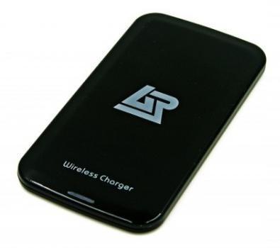 Bezdrátové nabíječky Apei Qi P2 Wireless Charging Pad (Black)