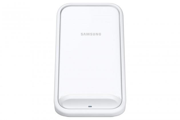 Bezdrátové nabíječky Bezdrátová nabíječka Samsung 20W s QI, Fast Wireless 2.0, bílá