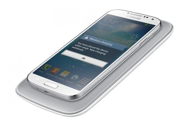 Bezdrátové nabíječky Samsung EP-CI950IWE pouzdro, bilé