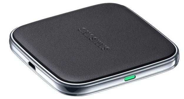 Bezdrátové nabíječky Samsung podložka pro bezdrátové nabíjení EP-PG900I, černá