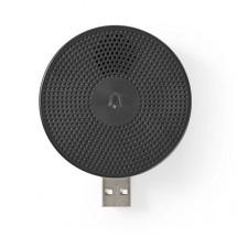 Bezdrátový domovní zvonek Nedis WIFICDPC10BK, USB