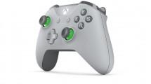 Bezdrátový ovladač Microsoft XBOX ONE S Wireless, šedo-zelený