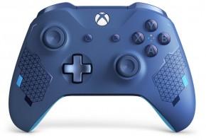 Bezdrátový ovladač Xbox One SE Sport Blue ROZBALENO