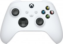Bezdrátový ovladač Xbox One Series, bílý