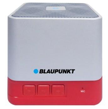 Bezdrátový reproduktor Blaupunkt BT02RD, bílá/červená