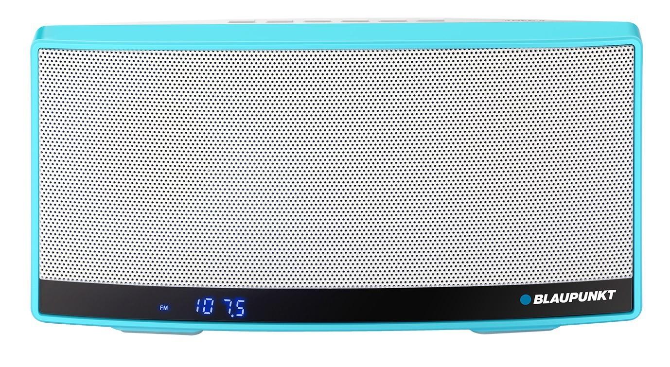 Bezdrátový reproduktor Blaupunkt BT10BL, bílá/modrá