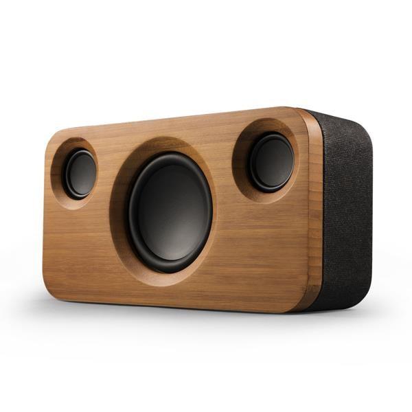 Bezdrátový reproduktor Bluetooth reproduktor Platinet Bamboo PMG095