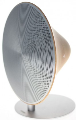 Bezdrátový reproduktor Bluetooth reproduktor Remax RB-M23, světle hnědá