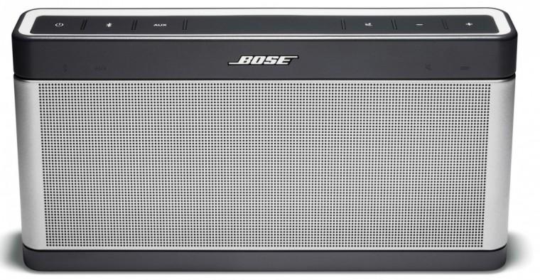 Bezdrátový reproduktor BOSE SoundLink Bluetooth III