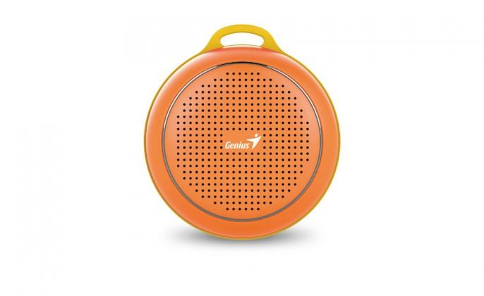 Bezdrátový reproduktor Genius SP-906BT, oranžová