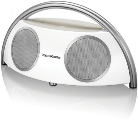 Bezdrátový reproduktor Harman Kardon Go + Play# Wireless, bílý