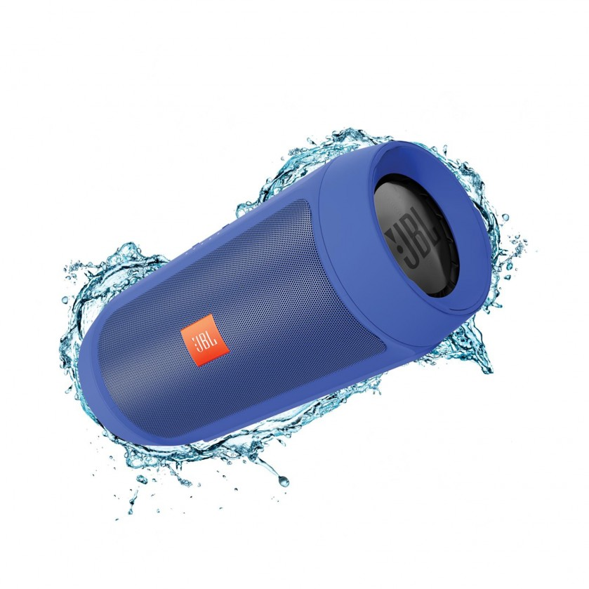 Bezdrátový reproduktor JBL Charge 2+, modrá
