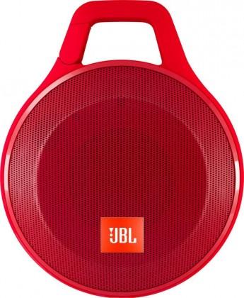 Bezdrátový reproduktor JBL Clip+ Red