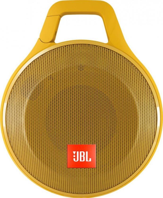 Bezdrátový reproduktor JBL Clip+ Yellow