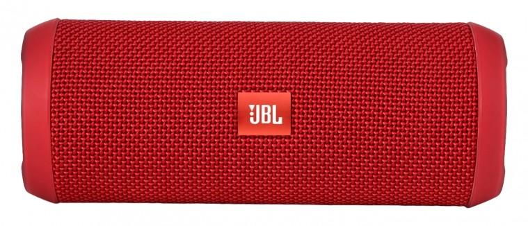 Bezdrátový reproduktor JBL Flip 3, červená
