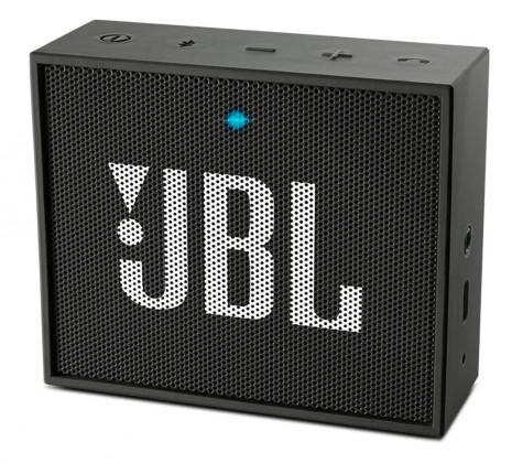Bezdrátový reproduktor JBL GO, černá