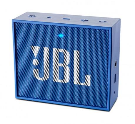 Bezdrátový reproduktor JBL GO modré