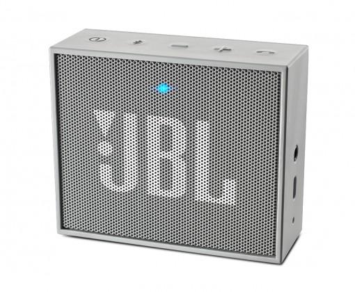 Bezdrátový reproduktor JBL GO, šedá