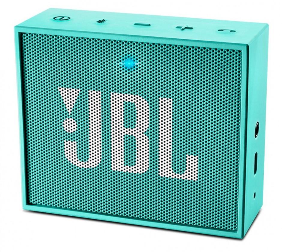 Bezdrátový reproduktor JBL GO tyrkysové