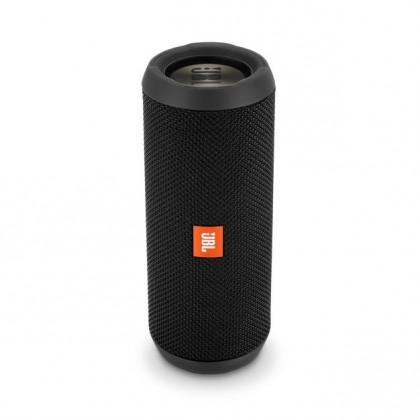 Bezdrátový reproduktor Přenosný reproduktor JBL Flip 3 Stealth Edition černý