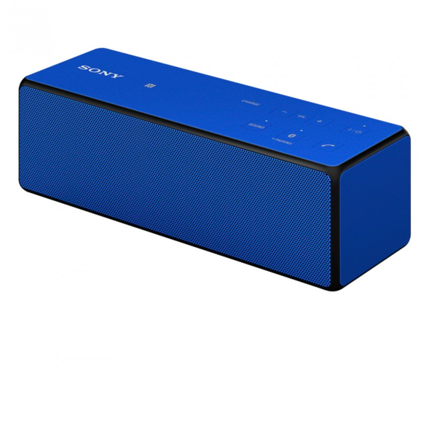 Bezdrátový reproduktor Sony SRS-X33L, modrá (SRSX33L.EU8)