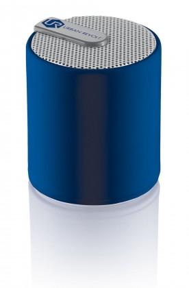 Bezdrátový reproduktor Trust Drum Wireless Mini Speaker - modrý (19693)