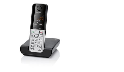 Bezdrátový telefon Siemens Gigaset C300