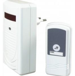 Bezdrátový zvonek Emos 6898-80 bílý