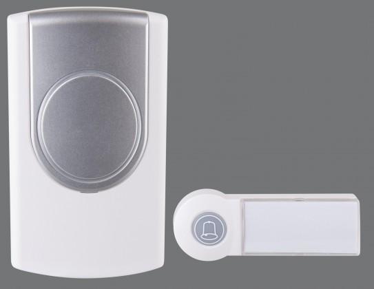 Bezdrátový zvonek Emos 98098 bílý