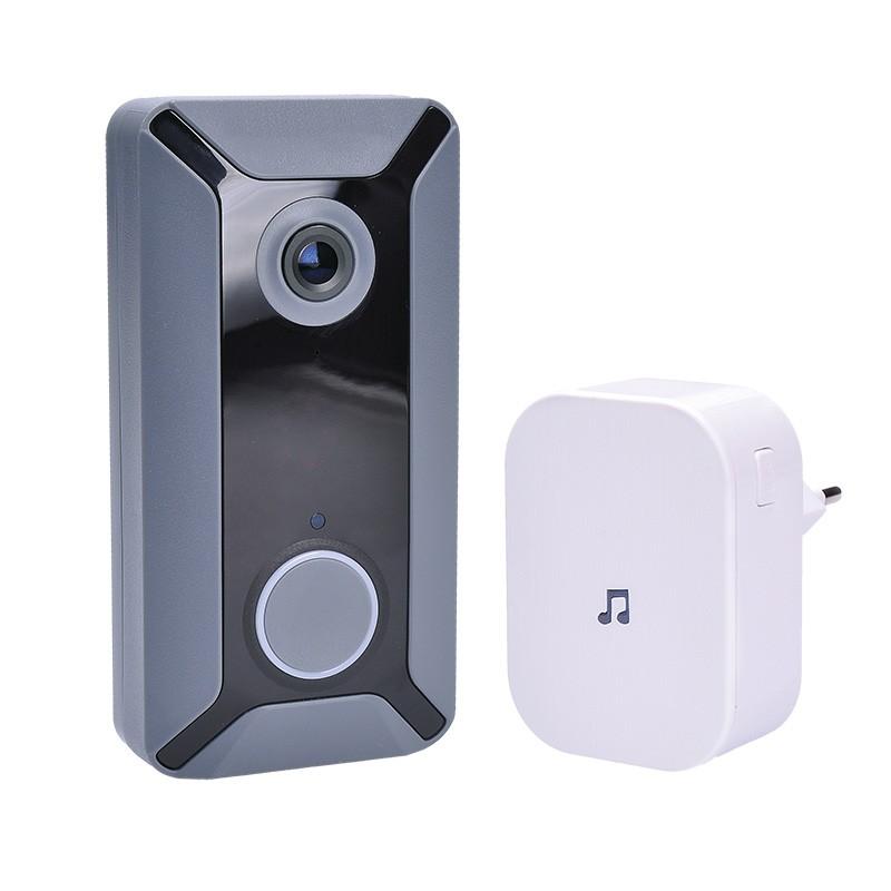 Bezdrátový zvonek Solight Wi-Fi bezdrátový zvonek s kamerou Solight 1L200