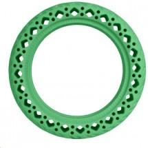 Bezdušová pneumatika pro Xiaomi Scooter, zelená