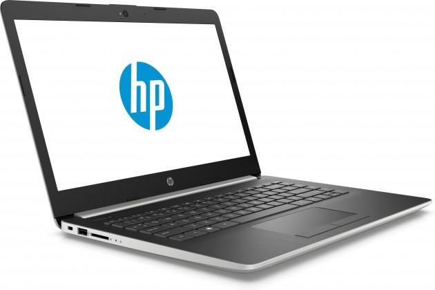 """Běžné užití Notebook HP 14"""" Intel Celeron 4GB, 64GB, stříbrný 4XX11EA"""
