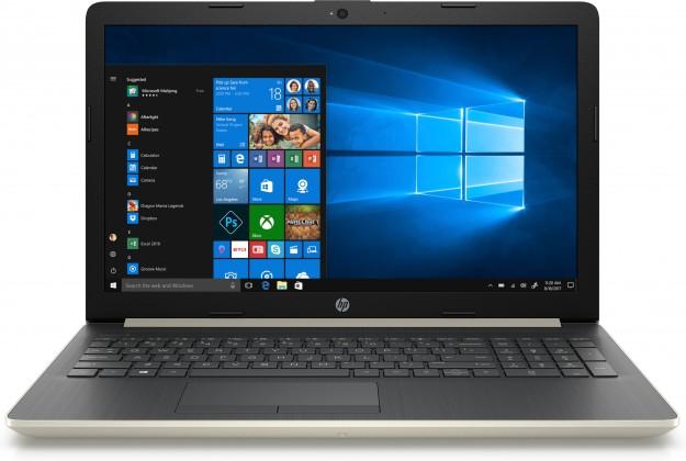 """Běžné užití Notebook HP 15-db1402nc 15.6"""" FHD Ryzen 5 8GB, SSD 512GB"""