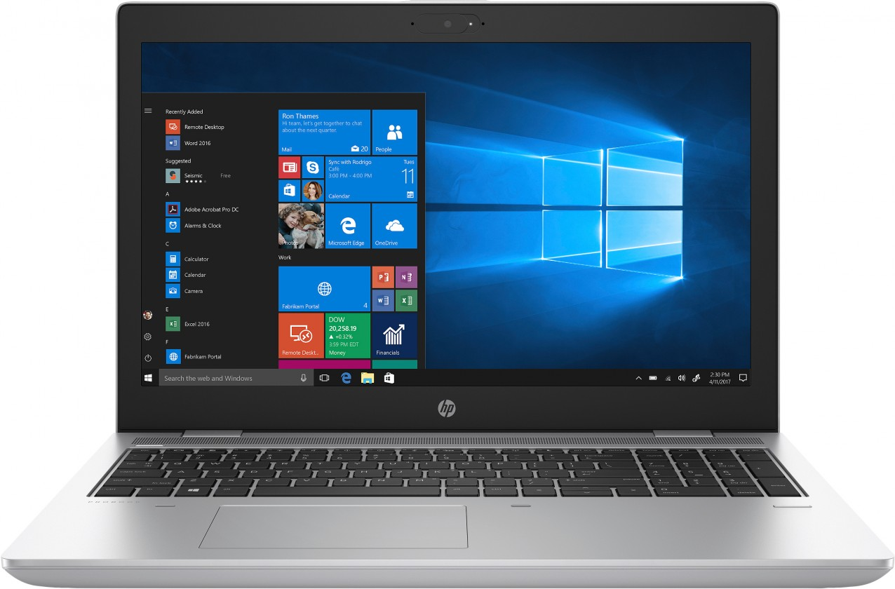 "Běžné užití Notebook HP ProBook 650 15,6"" i5 8GB, SSD 256GB, 3ZG58EA"