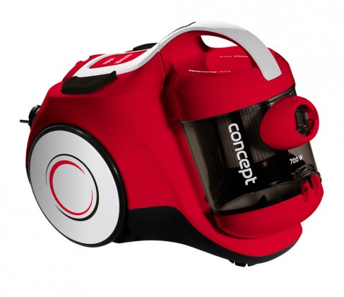 Bezsáčkový vysavač Cyklonový vysavač Minis Concept VP5075, 700 W