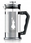 Bialetti french press 0,35 l, nerez, panáček