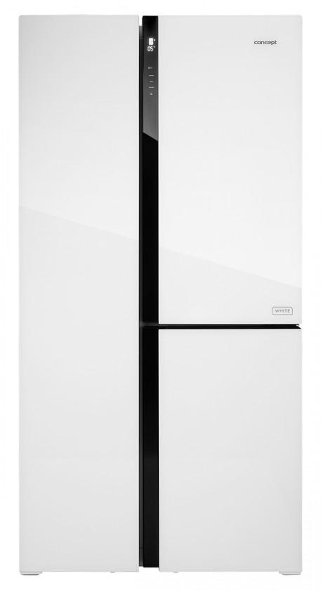 Bílá Americká lednice Concept LA7791wh
