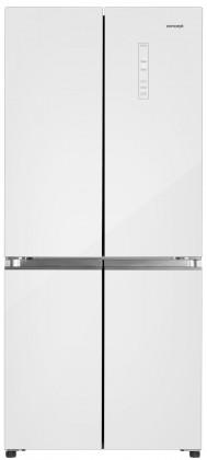 Bílá Americká lednice Concept LA8783wh