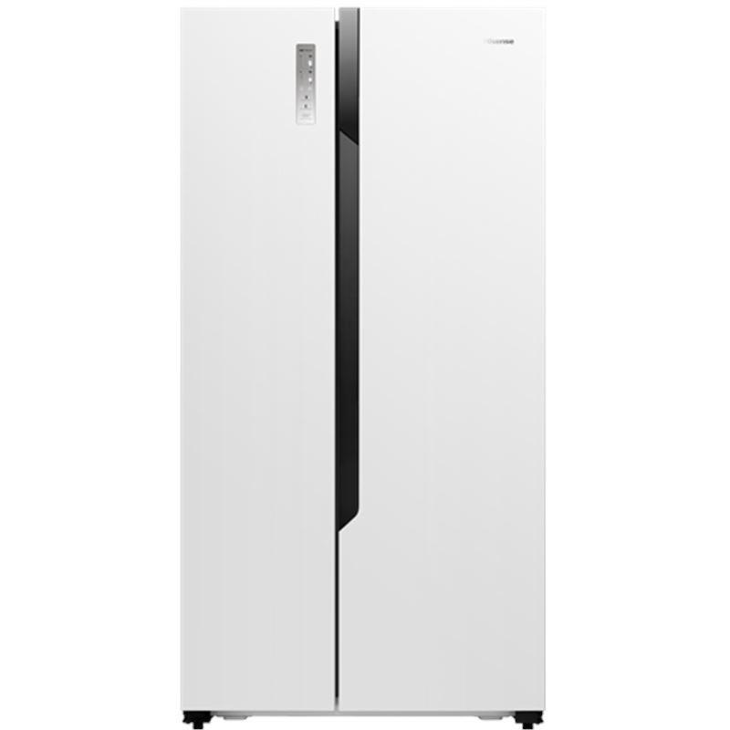 Bílá Americká lednice Hisense RS670N4HW1, A+
