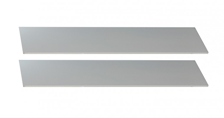 Billund - Bočnice k dětské postýlce (alpská bílá)