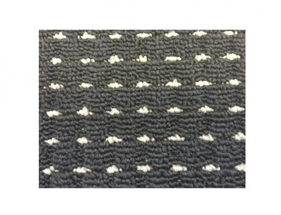 Birmingham - koberec, 170x120cm (100%PP, černá)