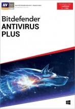 Bitdefender Antivirus Plus (XL11011001_BOX)