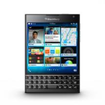 BlackBerry Passport, černá ROZBALENO