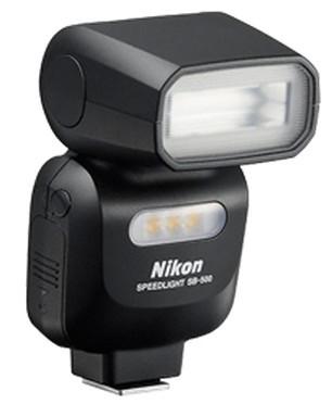 Blesky Nikon SB-500 blesk