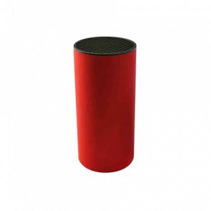 Bloky na nože TORO Blok na nože, plast, červený 11,2x22, 8CM (263452)