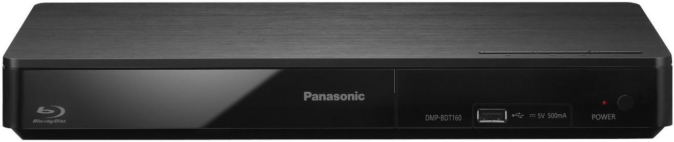 Blu-ray přehrávač DMP-BDT160EG 3D Blu-Ray přehr. PANASONIC